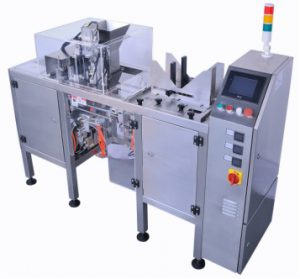 ATO PM 300 Mini Doypack Pouch Packing Machine