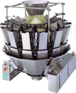 ATO W2 14 13D 14 Heads Dimple Weigher